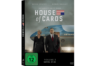 House of Cards - Staffel 3 DVD