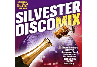 VARIOUS - Silvester Party Mix 80s & 90s  - (CD)