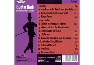Günter Gala Big Band & Philharmonic Strings Noris - Bel Ami-Die Schönsten Deutschen Evergreens  - (CD)