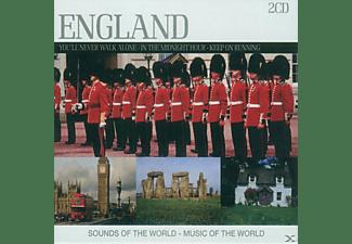 VARIOUS - Sounds Of England  - (CD)