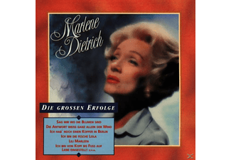 Marlene Dietrich - Die Grossen Erfolge  - (CD)