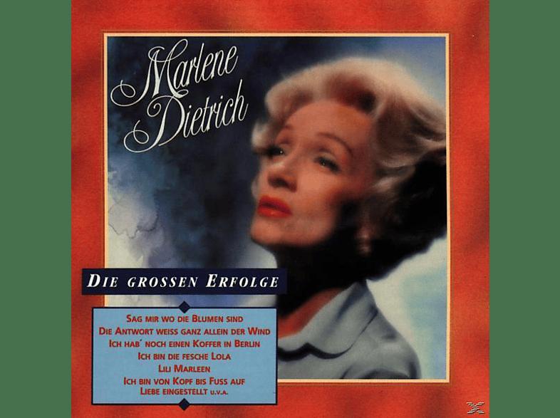 Marlene Dietrich - Die Grossen Erfolge [CD]