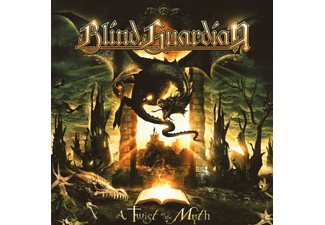 Blind Guardian - A Twist In The Myst - (CD)