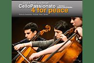 Berger,Julius/Berger,Hyun-Jung - Cellopassionato-4 For Peace [CD]