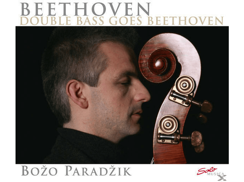 Paradzik Bozo - Double Bass Goes Beethoven [CD]