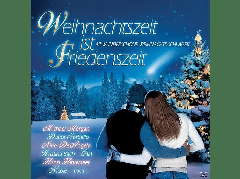 VARIOUS - Weihnachtszeit Ist Friedenszeit [CD]