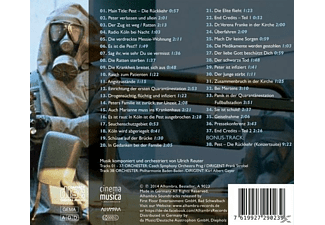 Ulrich Reuter - Pest-Die Rückkehr-Original Soundtrack  - (CD)