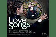 Ketler/Lifschitz, Ketler,Diana/Lifschitz,Konstantin - Love Songs [CD]