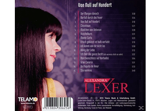 Alexandra Lexer - Von Null Auf Hundert  - (CD)