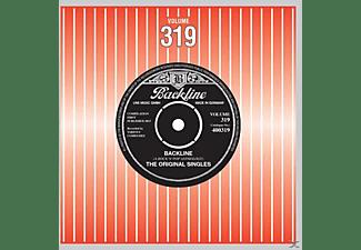 VARIOUS - Blackline 319  - (CD)