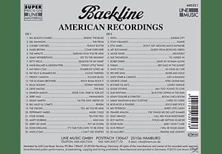 VARIOUS - Blackline 321  - (CD)