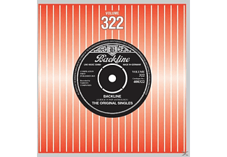 VARIOUS - Blackline 322  - (CD)