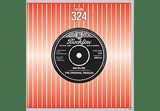 VARIOUS - Blackline 324  - (CD)