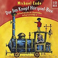 Michael Ende - Die Jim Knopf Hörspiel-Box - (CD)