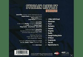 Rifflet Sylvain - Mechanics  - (CD)