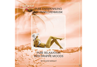 Oliver Wright - Pure Entspannung Mit Panflötenmusik  - (CD)