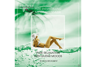 Broadbent Alan - Pure Entspannung Mit Gitarrenmusik  - (CD)