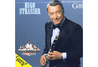 Hugo Strasser - Gold Collection  - (CD)