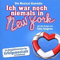 Udo Hamburg Original Cast / Jürgens, VARIOUS - Ich War Noch Niemals In New York [CD]