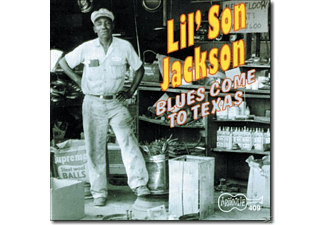 Lil Son Jackson - Blues Come To Texas - (CD)