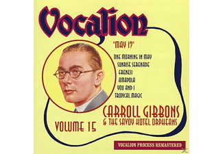 Carroll Gibbons, Savoy Hotel Orpheans, VARIOUS - Vol.15-May I?  - (CD)