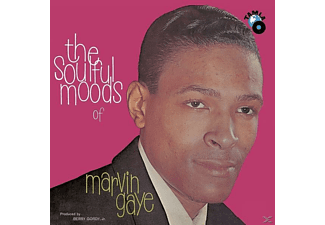 Marvin Gaye - The Soulful Moods Of Marvin Gaye - LP