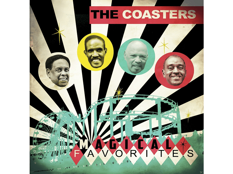 The Coasters - Magical Favorites [CD]