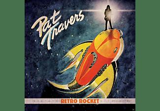 Pat Travers - RETRO ROCKET  - (Vinyl)