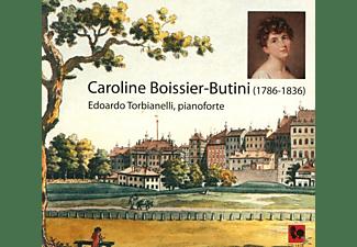 Edoardo Torbianelli - Boissier-Butini: Oeuvres Pour Pianoforte  - (CD)