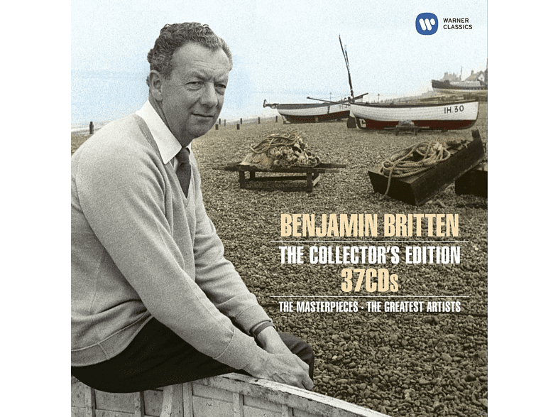 VARIOUS - Britten-The Collectors Edition [CD]