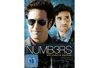 Numb3rs – Season 5 [DVD]