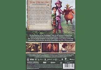 Tom Däumling und der Zauberspiegel DVD