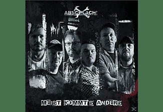 Abschlach! - Meist Kommt's Anders (Digipak)  - (CD)