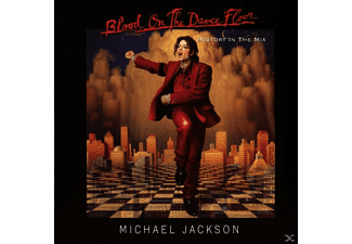 Michael Jackson - BLOOD ON THE DANCE FLOOR/HISTORY IN THE MIX  - (CD)