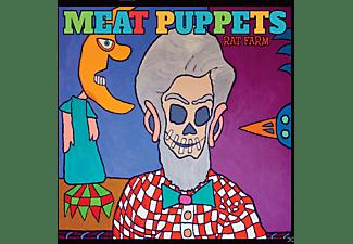 Meat Puppets - Rat Farm (180 Gr./Mp3 Code)  - (Vinyl)