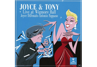 Joyce Didonato - Joyce & Tony (Live At Wigmore Hall) - (CD)