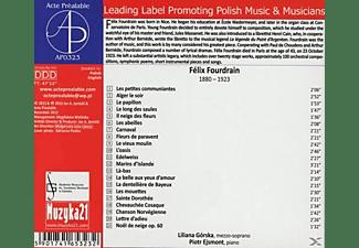 Gorska,Liliana/Ejsmont,Piotr - Lieder  - (CD)