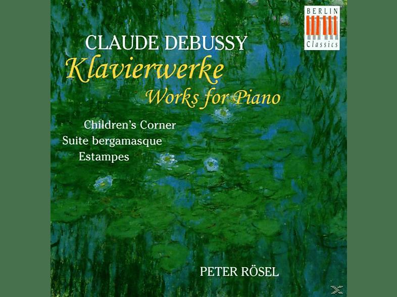 Peter Rösel - Childrens Corner/Suite Bergamasque [CD]