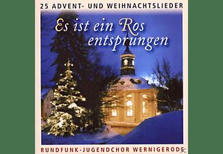 Rundfunk Jugendchor - Es Ist Ein Ros Entsprungen  - (CD)