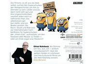 Minions-Das Original-Hörbuch zum Film - (CD)