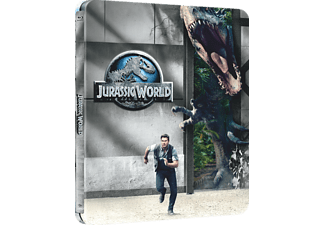 Jurassic World Steelbook Edition (Saturn Exklusiv) Blu-ray