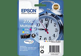 Cartuchos Tinta - Epson C13T27054020, Multipack 27