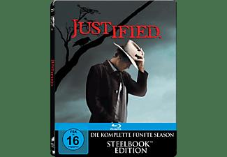 Justified - Die komplette Staffel 5 (Steelbook) Blu-ray