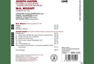 Giglberger, Schellenberger - Sieben Letzten Worte/Oboenquartett [CD]
