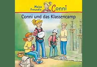 Conni - 44: Conni Und Das Klassencamp  - (CD)