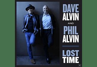 Dave & Phil Alvin Alvin - Lost Time  - (Vinyl)