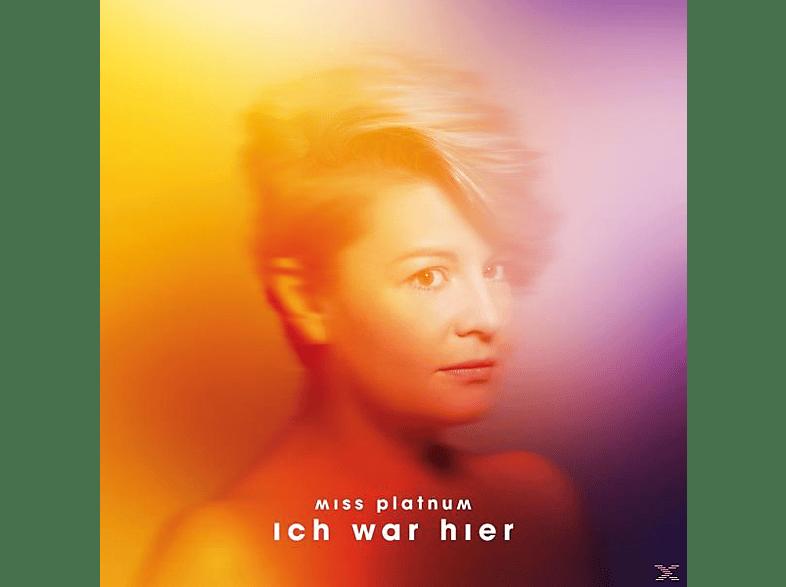 Miss Platnum - Ich war hier (inkl.Mp Code) [Vinyl]