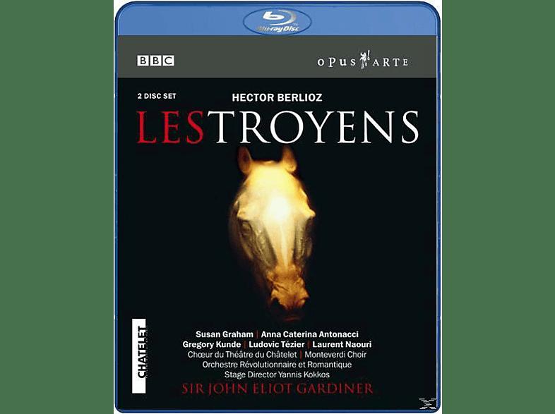 Gardiner/Graham/Antonacci - Die Trojaner [Blu-ray]