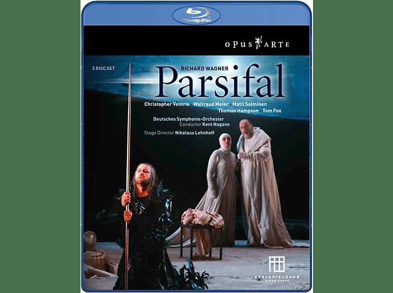 Nagano/Ventris/Meier/Salminen - Parsifal [Blu-ray]