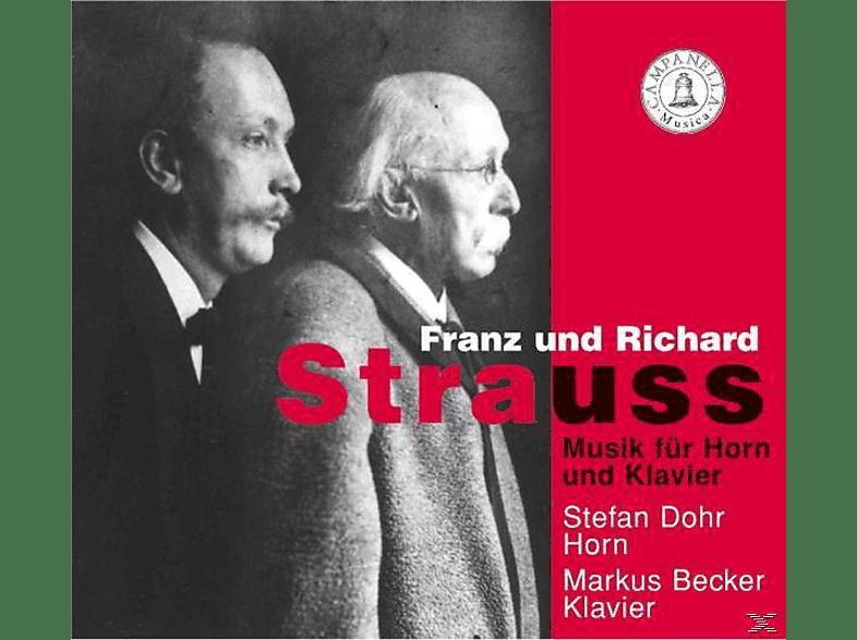 DOHR/BECKER - Musik Für Horn Und Klavier [CD]
